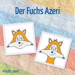 Produktbild Plotterdatei Fuchs Azeri