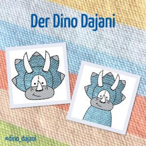 Produktbild Plotterdatei Dino Dajani